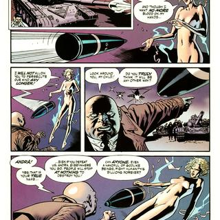 Scion 4 The Commissar by George Caragonne, Kevin Nowlan