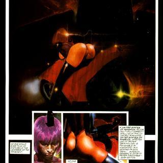 Backlash 6 Secret Weapons by George Caragonne, Mark Beachum