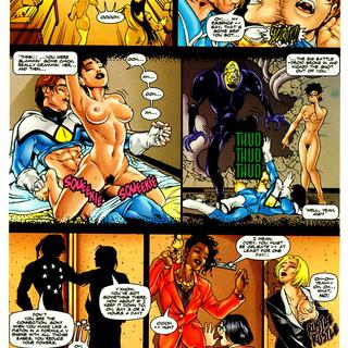 Young Captain Adventure 9 Nailing Joey by George Caragonne