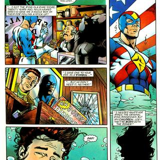 Young Captain Adventure 8 White House Blues by George Caragonne