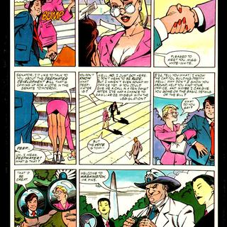 Young Captain Adventure 5 Mr Pike Goes to Washington by George Caragonne