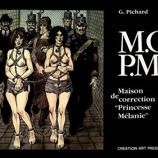 Princess Melanie House of Correction by George Pichard
