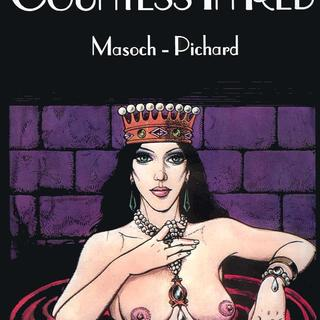The Countess in Red by George Pichard