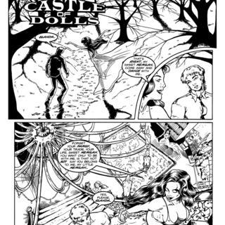 Castle of Dolls by Gerard Houarner, Corey Zayatz