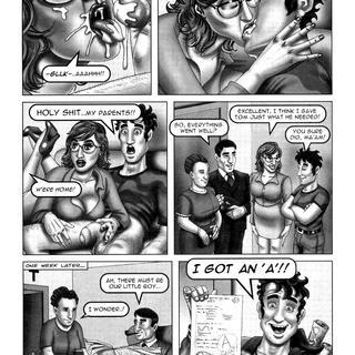High School Fantasy by Gerben Den Heeten