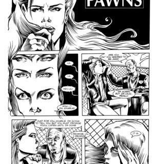 Pawns by Gevian Dargan, Fauve
