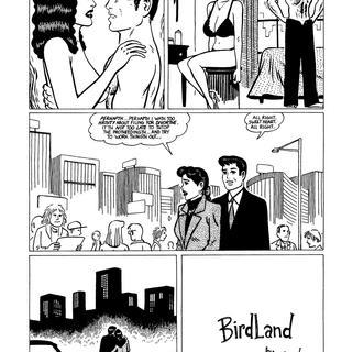 Birdland 4 by Gilbert Hernandez