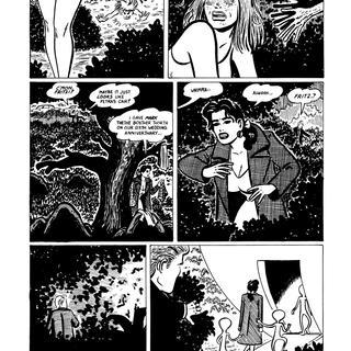 Birdland 3 by Gilbert Hernandez