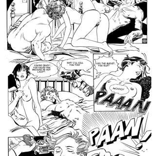 Satan's Mistress by Giorgio Cambiotti