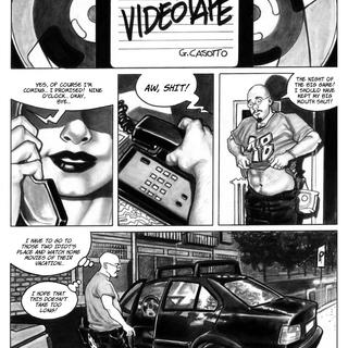 Video Cassette by Giovanna Casotto