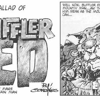Ballad of Buffler Ed by Gonzales