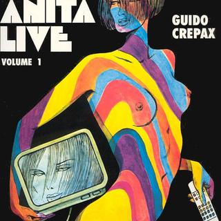 Anita Live 1 by Guido Crepax