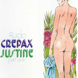 Justine 1 by Guido Crepax