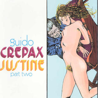 Justine 2 by Guido Crepax