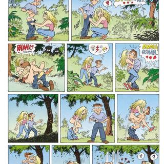 Funny porn cartoons