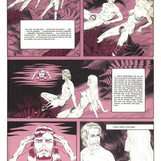 Jane Jack 4 by Hans Arnold Teuschler