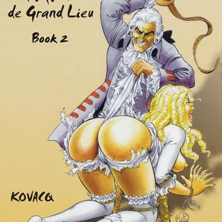 Diane de Grand Lieu 2 by Hanz Kovacq
