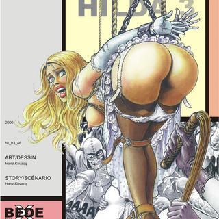 Hilda 3 by Hanz Kovacq