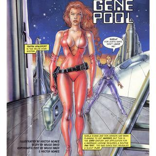Gene Pool by Hector Gomez