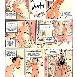 The Boudoir by Herody