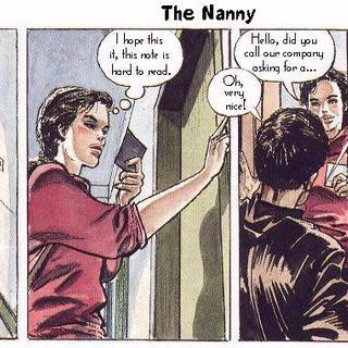 porn cartoon comic nanny The