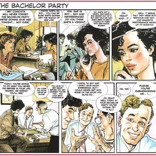 Bachelors party by Horacio Altuna