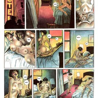 The Bust by Horacio Altuna