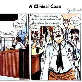 A Clinical case by Horacio Altuna