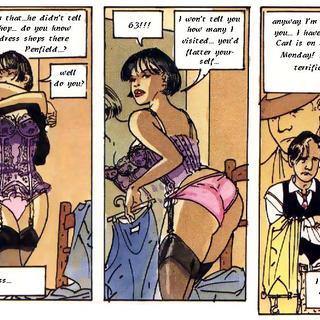 The Classy Lady by Horacio Altuna