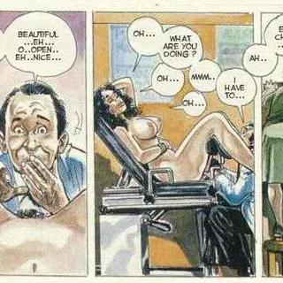 Hello doctor by Horacio Altuna