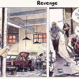 Revenge by Horacio Altuna
