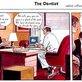 The Dentist by Horacio Altuna