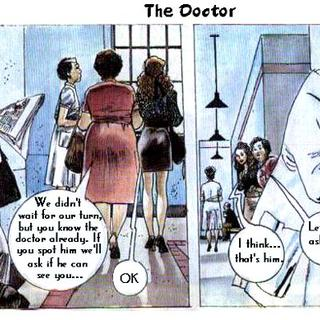 The Doctor by Horacio Altuna