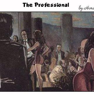 The Professional by Horacio Altuna