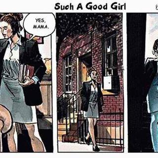 Such a good girl by Horacio Altuna