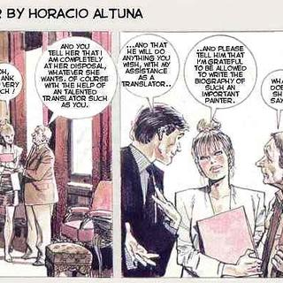 The Translator by Horacio Altuna