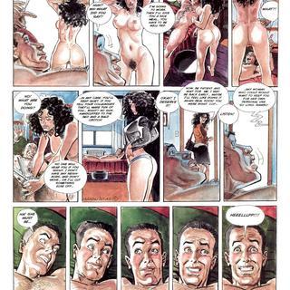 In the Slammer by Horacio Altuna