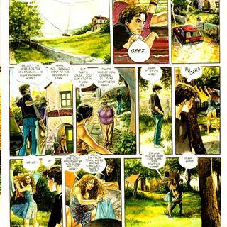 Down on the Farm by Horacio Altuna