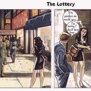 The Lottery by Horacio Altuna