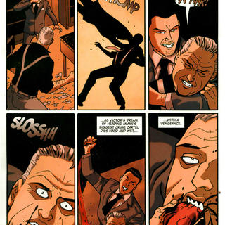 Good Friday Bloody Sunday by Howard Chaykin, David Tischman, David Hahn