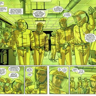 Men Are from Mars Women are Intravenous by Howard Chaykin, David Tischman, David Hahn