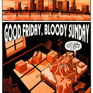 Good Friday Bloody Sunday by Howard Chaykin, David Tischman, David Hahn