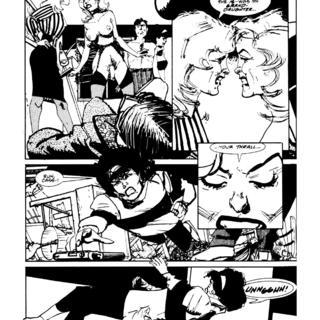 Black Kiss 12 by Howard Chaykin