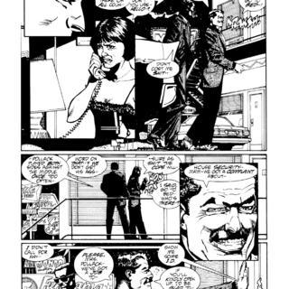 Black Kiss 2 by Howard Chaykin