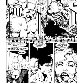 Black Kiss 11 by Howard Chaykin