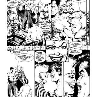 Black Kiss 11 by Howard Chaykin