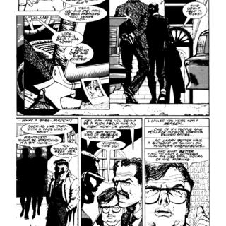 Black Kiss 8 by Howard Chaykin
