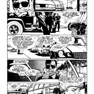 Black Kiss 3 by Howard Chaykin