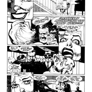 Black Kiss 9 by Howard Chaykin