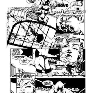 Black Kiss 8 by Howard Chaykin